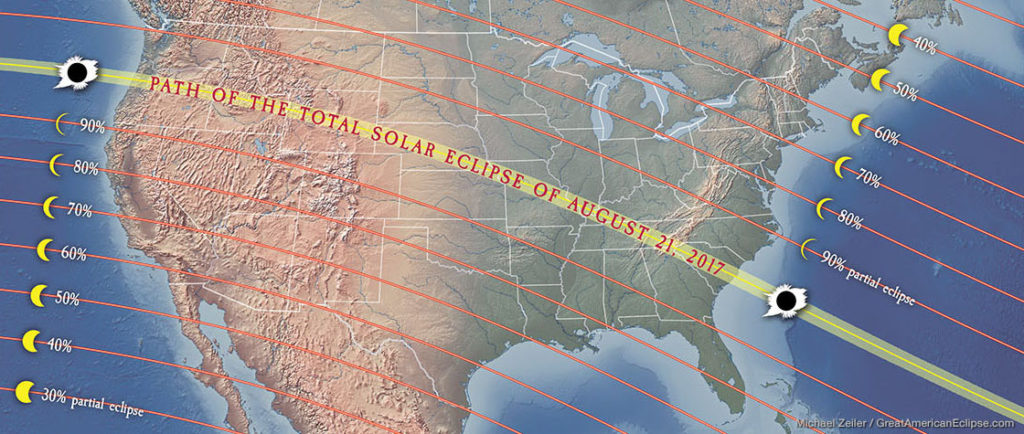 Missouri Solar Eclipse - Us total eclipse 2017 map