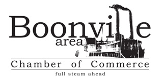 Boonville Area Chamber of Commerce Logo